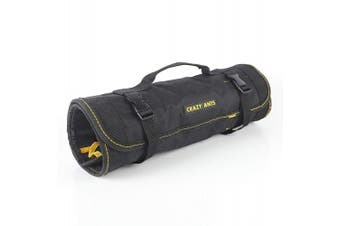 Crazy Ants Reel Rolling Tool Bag Pouch Professional Electricians Organiser Gard