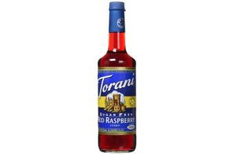 Torani® Raspberry Syrup Sugar Free (750 Ml /25.4 Oz )
