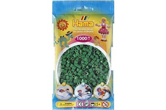Green 1000 Bead Bag