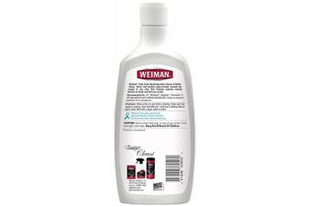 (10 oz Single) - Weiman Glass Cooktop Heavy Duty Cleaner & Polish - Shines and Protects Glass/Ceramic Smooth Top Ranges with its Gentle Formula - 300ml