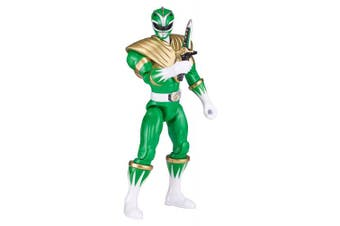 Power Rangers Legacy Mighty Morphin 13cm Green Ranger Action Figure, Version 2