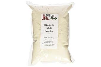 Diastatic Malt Powder, 0.5kg.