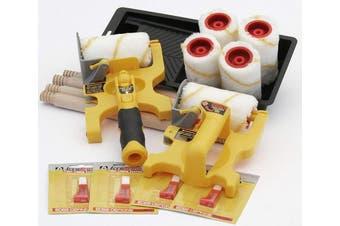 Accubrush Mx Xt Complete Paint Edging Kit