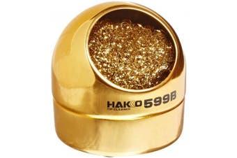(S) - Hakko 599B-02 Wire-Type Soldering Iron tip Cleaner