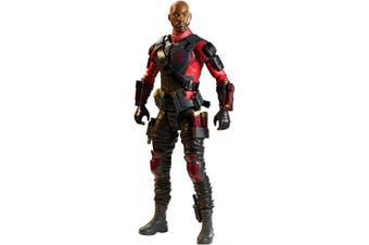 (Dead Shot Figure) - Dc Comics Multiverse Suicide Squad Deadshot Figure 30cm