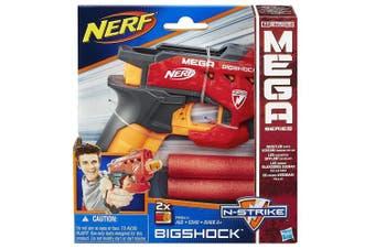 Nerf N-Strike Mega BigShock Blaster - BigShock Blaster Fires Mega Darts by Illuminations