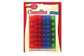Betty Crocker Building Block Candles