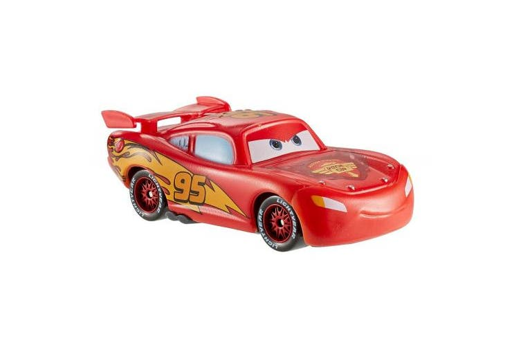 Disney/pixar Cars, Colour Changer, Lightning Mcqueen [red To Yellow] Vehicle