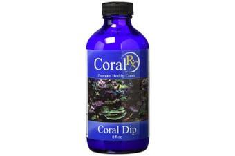 Blue Ocean Corals Coral Rx Dip Aquarium Treatment, 240ml, New,  .