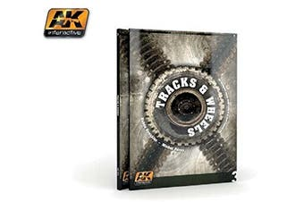 Ak Learning Series 3 Tracks & Wheels - Guide Book - Ak Interactive 274