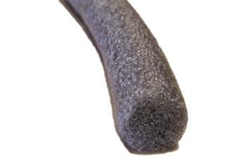 "(1/4"", Grey) - Sashco Pre-Caulking Filler Rope Backer Rod Roll, 30m Length x 0.6cm Width, Grey"