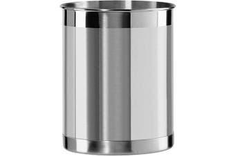 (Small) - OGGI 7059 Stainless Steel Utensil Holder, Small