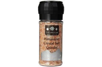 The Spice Labs X-large 0.5kg Himalayan Pink Salt Grinder Natural & Kosher Certifi