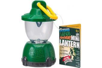Backyard Safari Mini Lantern, New