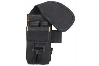 (1, Multi) - Clc Custom Leathercraft 5-pocket Cell Phone/tool Holder - 1105