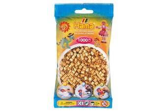 (1, Gold) - Gold 1000 Bead Bag