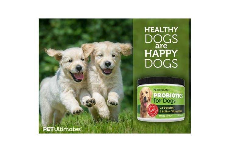 Pet Ultimates Probiotics For Dogs 137 Grammes New Kogan Com