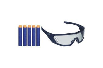 Nerf N-strike Elite Vision Gear Toy - Colours May Vary