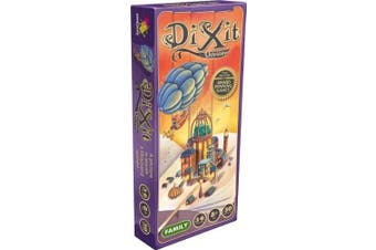 Dixit Odyssey Expansion Game Dixodyasm