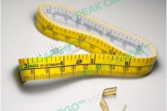 """Hoechstmass Sewing Tape Measure Dual Sided Metric Sae 150cm (60""""), New, Free Shi"""
