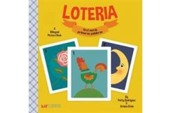 Loteria: First Words / Primeras Palabras: A Bilingual Picture Book [Board book] [Multiple languages]