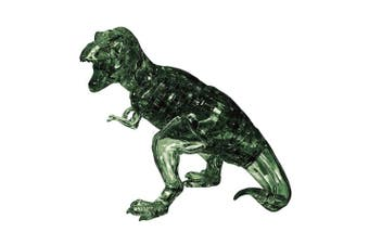 (T-rex) - Original 3d Crystal Puzzle - Deluxe T-rex New