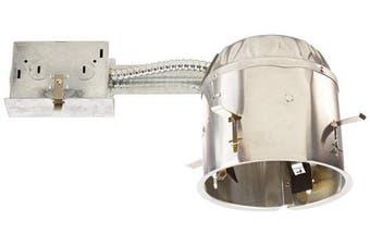 (1 Pack) - Elco Lighting EL55RICA 13cm Airtight IC Shallow Remodel Housing