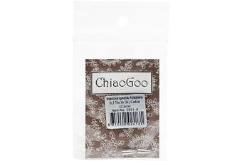 ChiaoGoo Cable Interchangeable Adapters L-S 2/Pkg-