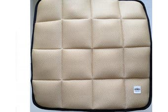 Kings Deal Tm Bamboo Charcoal Breathable Seat Cushion For Office Car Chair Pad .