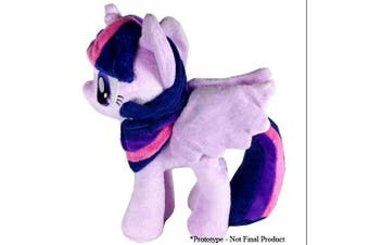 My Little Pony Twilight Sparkle (wings Open) Plush 4th Dimension Entertainment