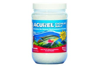 Acurel Llc African Cichlid Salt, Aquarium And Pond Water Treatment, 0.5kg, New