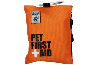 Canine Friendly Pocket Pet First Aid Kit, New,  .