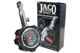 Jaco Deluxe Tyre Pressure Gauge - 100 Psi