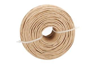 Commonwealth Basket Fibre Rush, 0.4cm 0.9kg Coil, Approxmately 60m