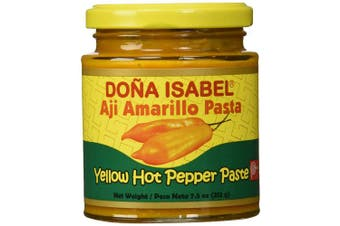 Doña Isabel Aji Amarillo Molido (yellow Hot Pepper Paste) 220ml Single Bott