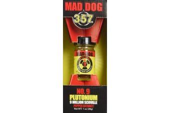Mad Dog 357 No. 9 Plutonium 9 Million Scoville Pepper Extract, 30ml