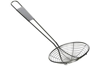 Charcoal Companion Stainless Deep Fry Skimmer, Small New
