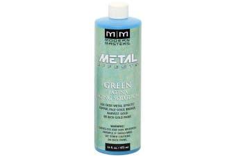 (16 oz, Green Patina) - Modern Masters Pa901-16 Ageing Solutions Green Patina, 470ml
