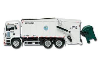 Daron New York City Sanitation Department Garbage Truck, New,  .