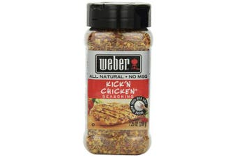 Weber Seasoning, Kick 'n Chicken, 210ml