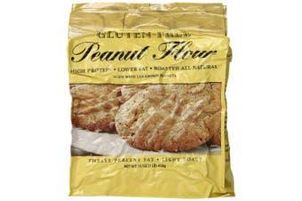 Protein Plus Peanut Flour Gluten Free -- 470ml