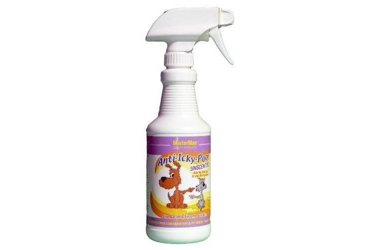 "Mistermax Anti Icky Poo ""unscented"" Odour Remover (pint), New,  ."