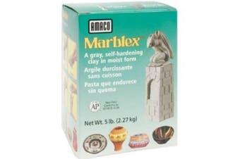 Amaco Marblex Self-hardening Clay, 2.3kg, Grey New
