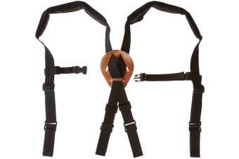Custom Leathercraft 5122 Padded Construction Suspenders, New,  .