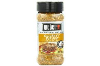 Weber Seasoning, Gourmet Burger 240ml (227g)