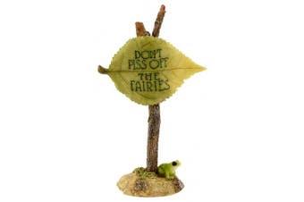 Top Collection Miniature Fairy Garden And Terrarium Don't Piss Off The Fairies