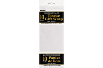 White Tissue Sheets