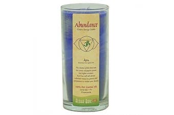 Aloha Bay Chakra Candle Jar Abundance, New