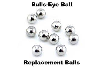 Bc Precision Tiger / Hasbro Bulls-eye Ball 10 Replacement Steel Balls