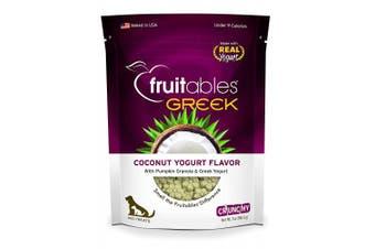 Fruitables Greek Coconut Yoghurt Crunchy Dog Treats